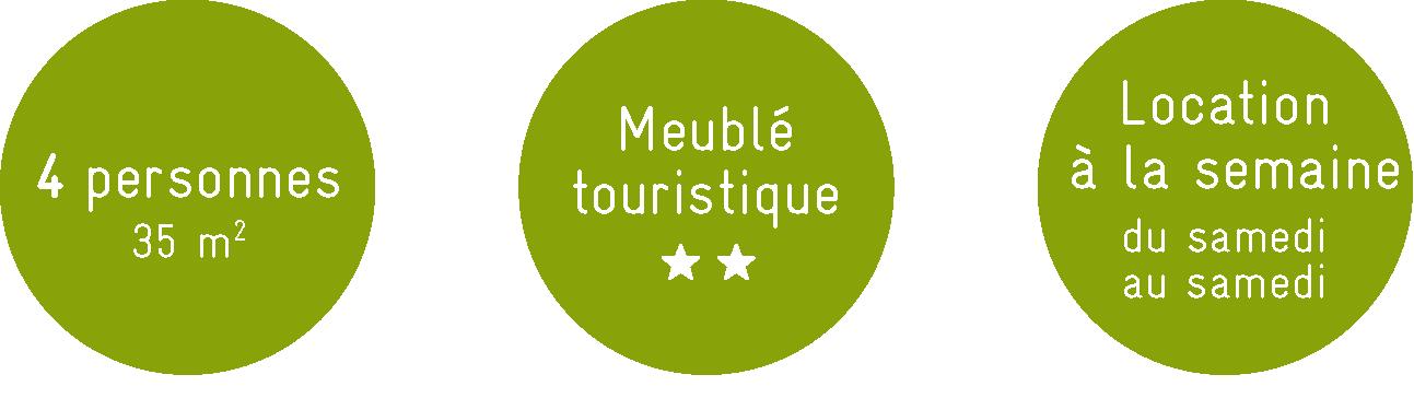 Le Gîte du Bourg est un meublé touristique pouvant accueillir 4 personnes