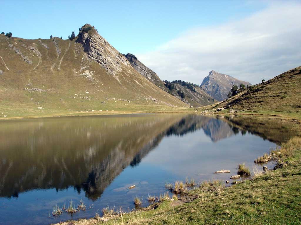Le lac de Roy